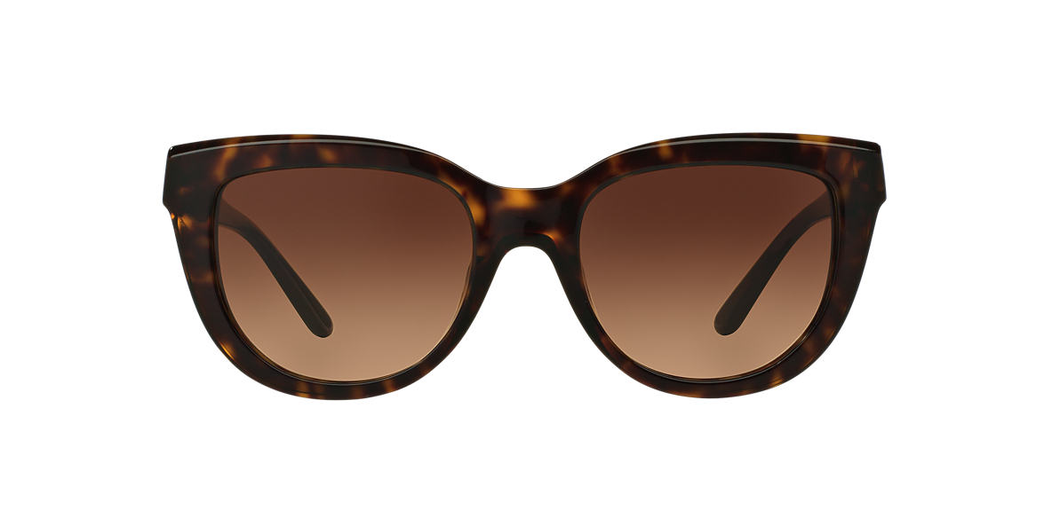 TORY BURCH Tortoise TY7088 54 Brown lenses 54mm