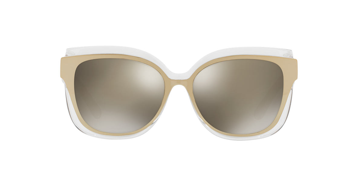TORY BURCH Gold TY9046 55 Gold lenses 55mm