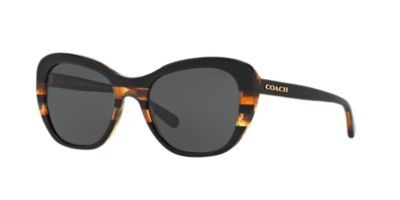 Coach Eyeglass Frame Warranty : NEW SUNGLASSES COACH L1631 HC8204 in Black