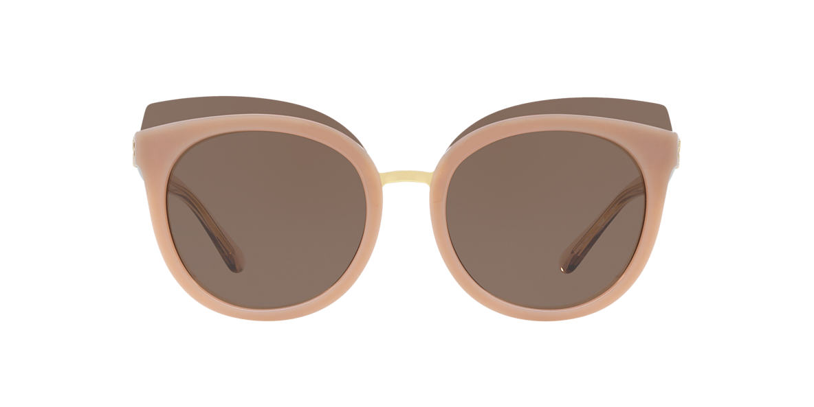 TORY BURCH Pink TY9049 53 Brown lenses 53mm
