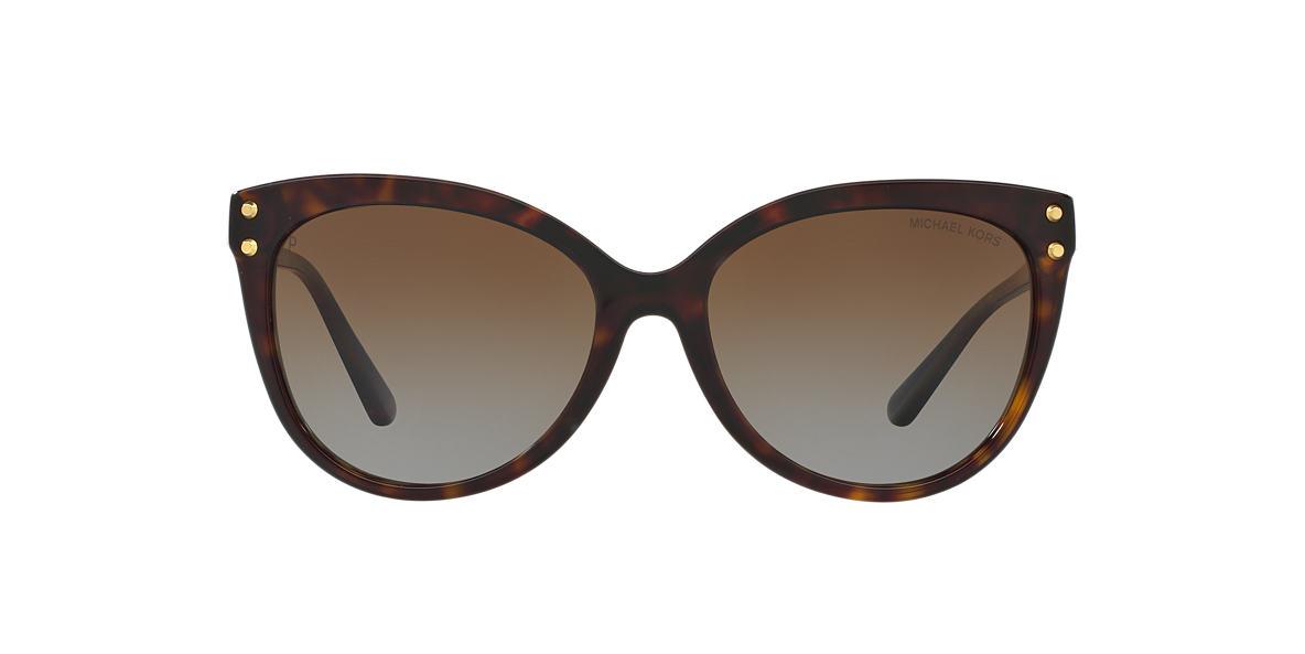 MICHAEL KORS Tortoise MK2045 55 JAN Brown polarized lenses 55mm