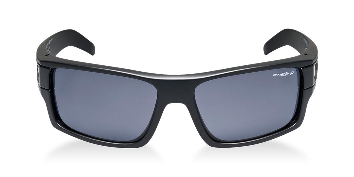 ARNETTE Black AN4158 AFTER PARTY Grey polarized lenses 62mm
