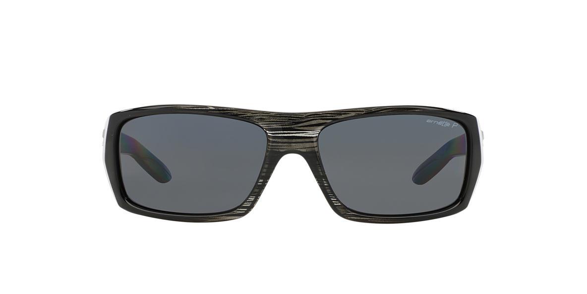 ARNETTE Brown AN4164 MUNSON Grey polarized lenses 60mm