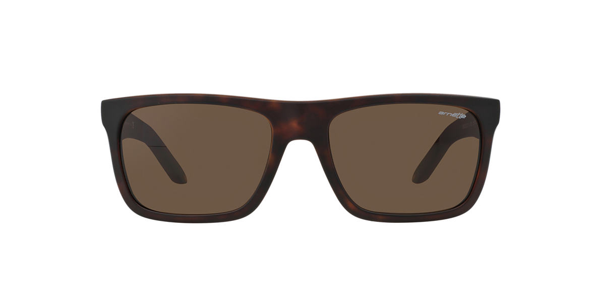 ARNETTE Tortoise AN4176 DROPOUT Brown lenses 58mm