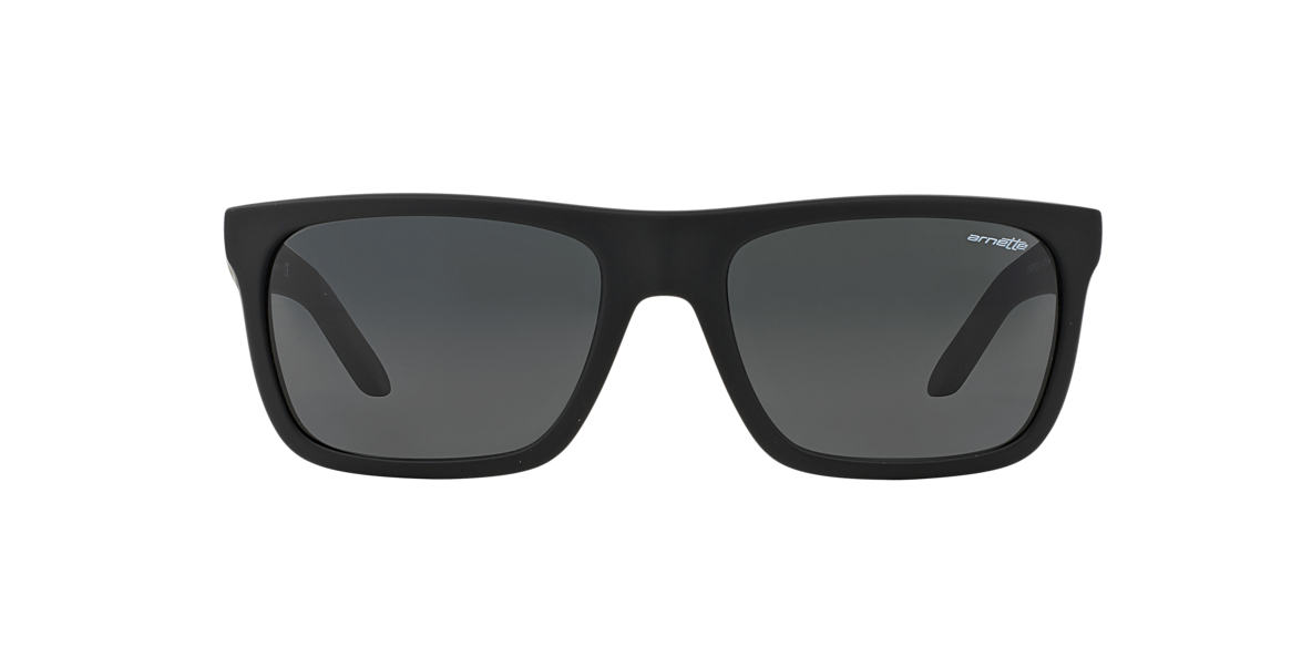 ARNETTE Black AN4176 DROPOUT Grey lenses 58mm