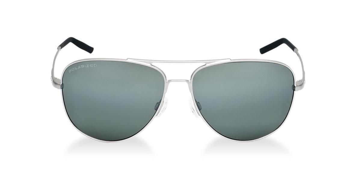 REVO Silver RE3087 WINDSPEED Grey polarized lenses 61mm