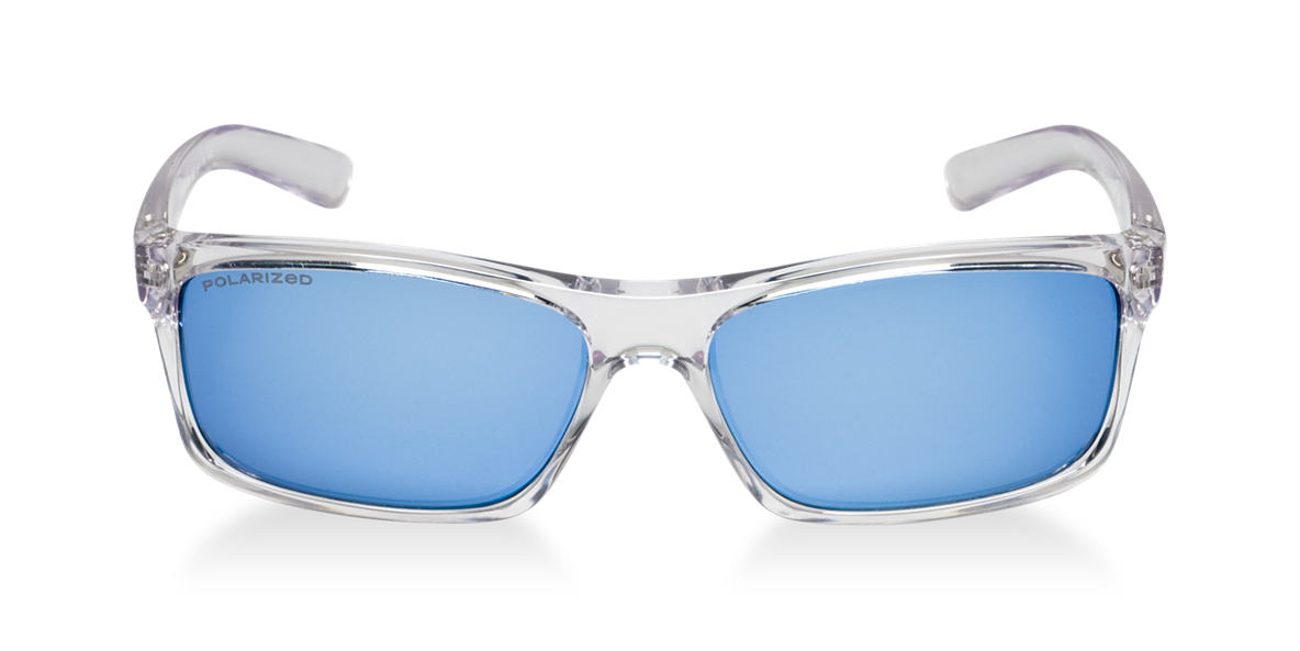 REVO Clear RE4061 SQUARE CLASSIC Blue polarized lenses 60mm