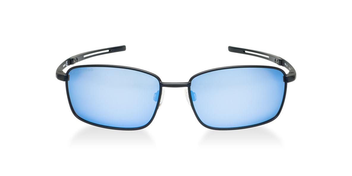 REVO Black Matte RE3088 TRANSPORT Blue polarized lenses 60mm