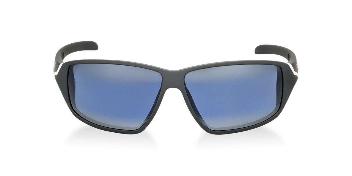 TAG HEUER Grey RACER 9203 AMERICAS CUP Blue polarized lenses 63mm