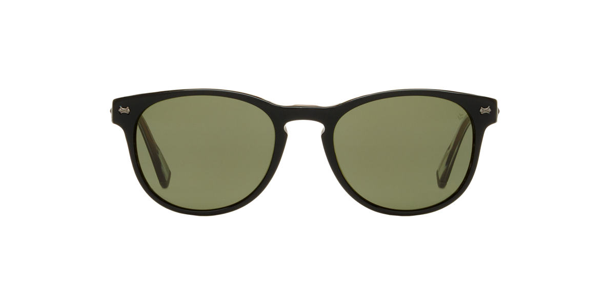 JOHN VARVATOS Black JV774 Grey lenses 51mm