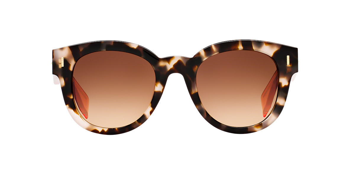 FENDI Multicolor FD0026/S 50 Brown lenses 50mm