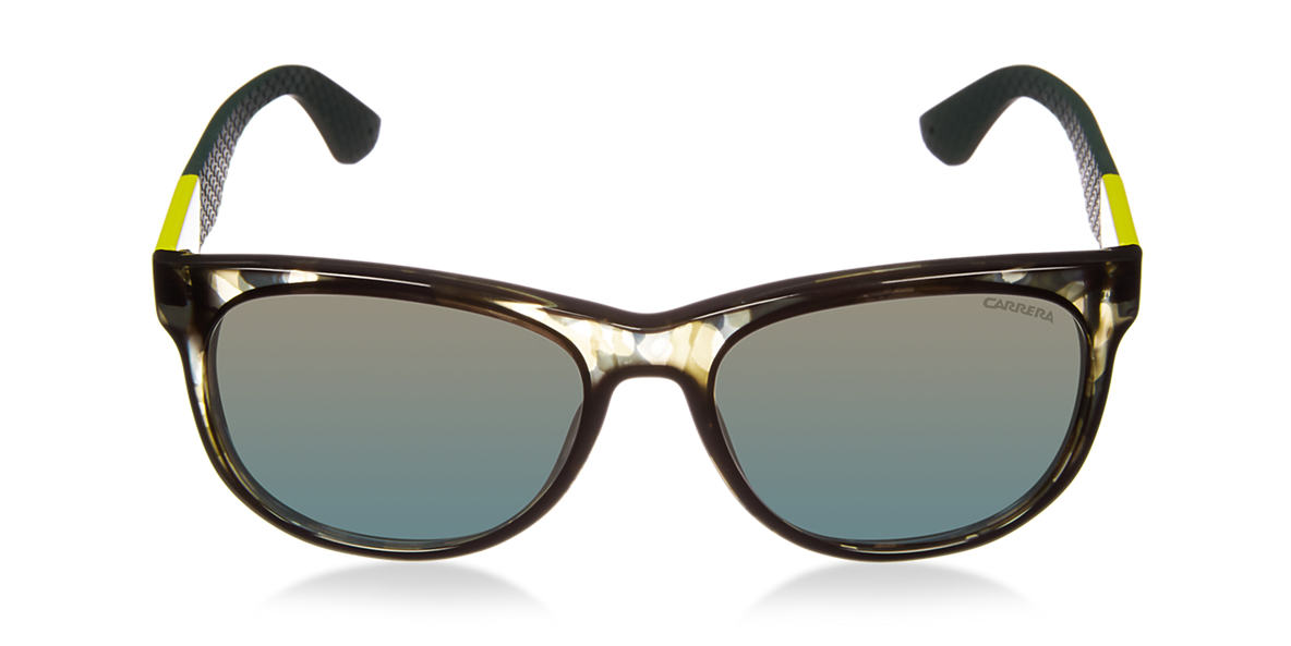 CARRERA Green CARRERA 5010/S 55 Yellow lenses 55mm