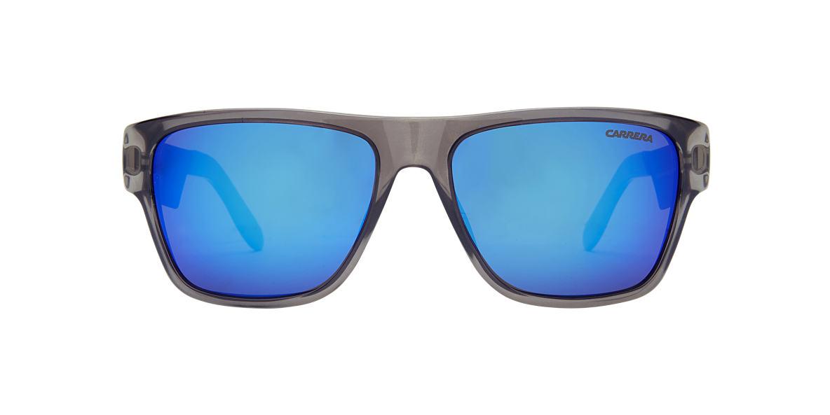 CARRERA Grey CARRERA 5014/S 55 Blue lenses 55mm