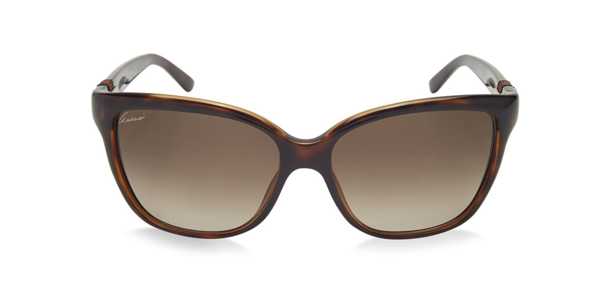 GUCCI Brown GC3645/S Brown lenses 56mm
