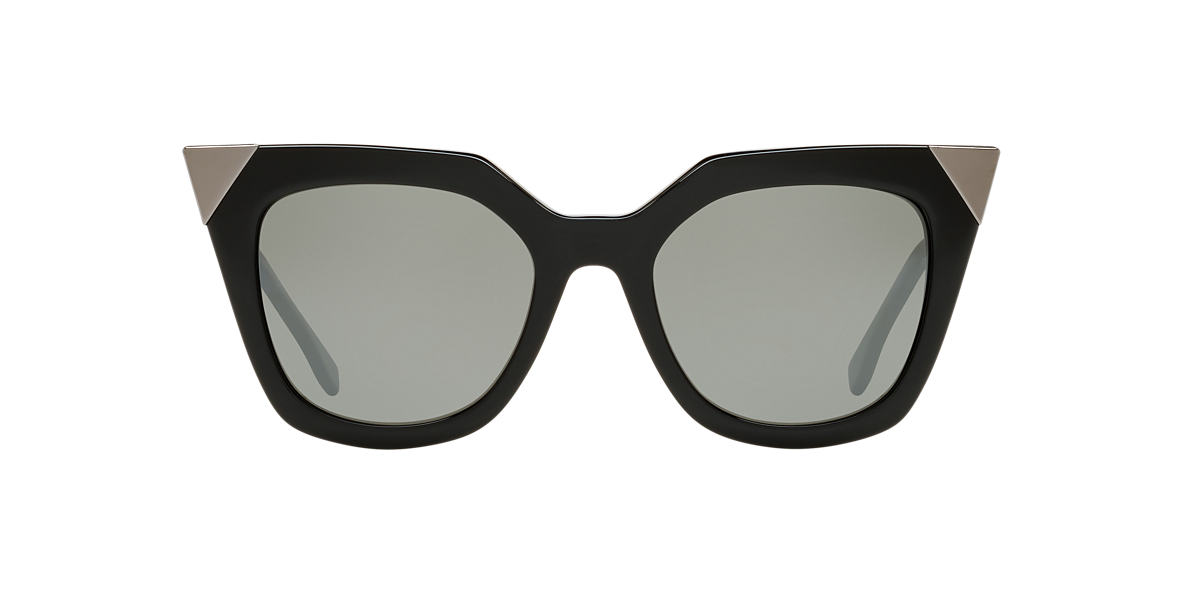 FENDI Multicolor FF 0060/S 52 Black lenses 52mm