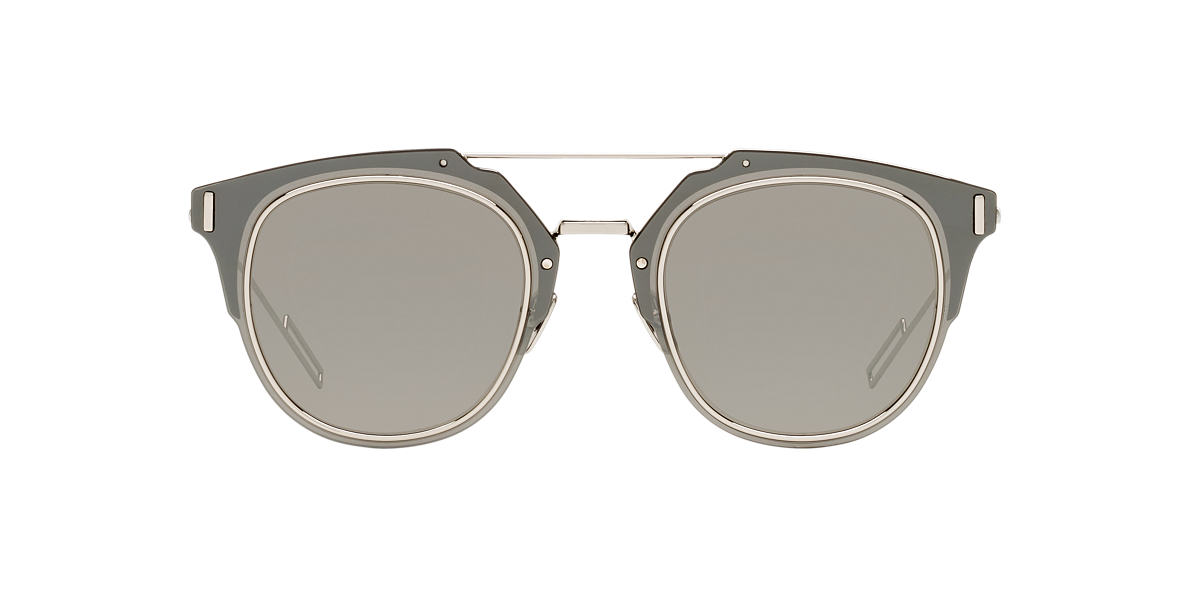 DIOR Silver CD DIORCOMPOSIT1.0 62 Grey lenses 62mm