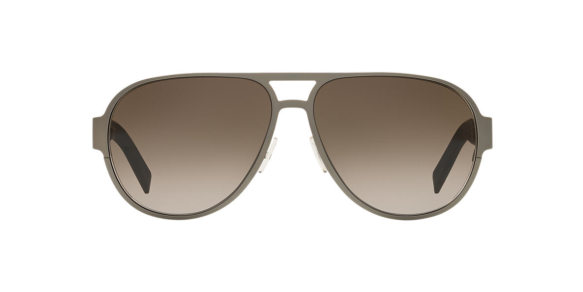 DIOR Grey DIOR0190S 62 Brown lenses 62mm