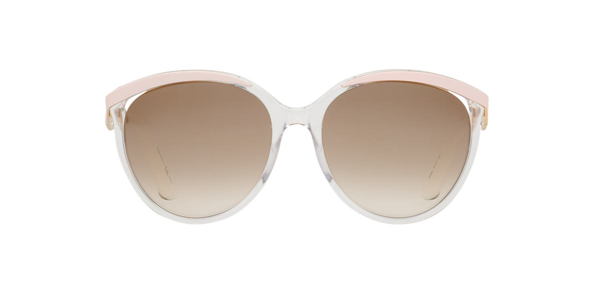 DIOR Pink CD DIORMETALEYES1 57  lenses 57mm