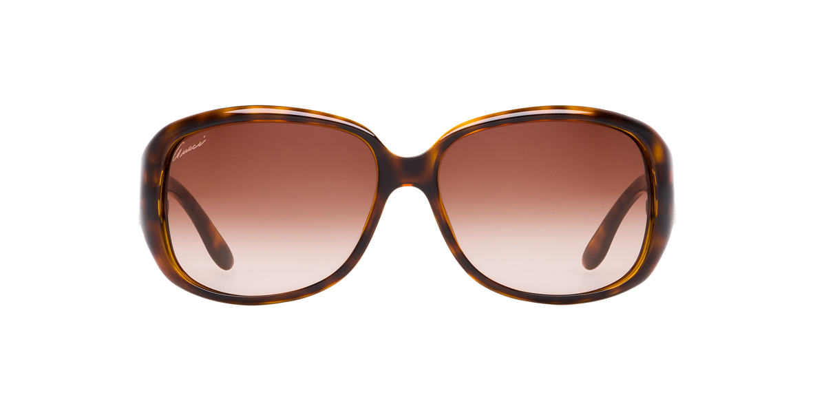 GUCCI Brown GC3578/S Brown lenses 58mm