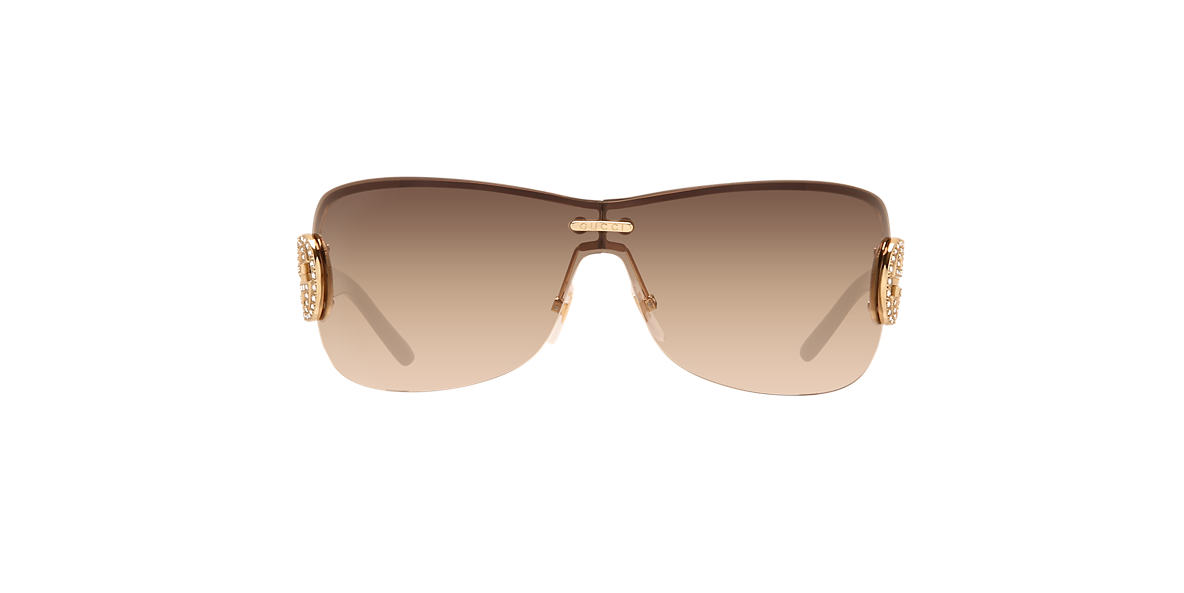 GUCCI Gold GC4224/S Brown lenses 74mm