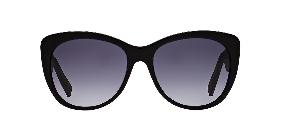 DIOR Black DIOR INEDITE/S 56 Grey lenses 56mm