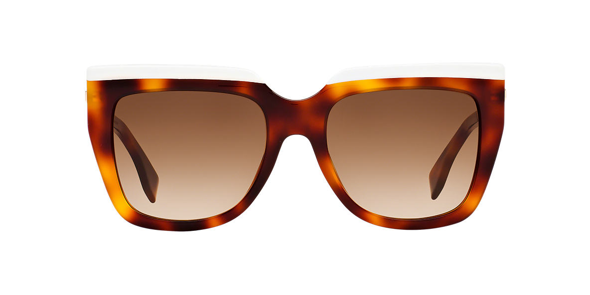 FENDI Multicolor FD 0087/S 53 Brown lenses 53mm