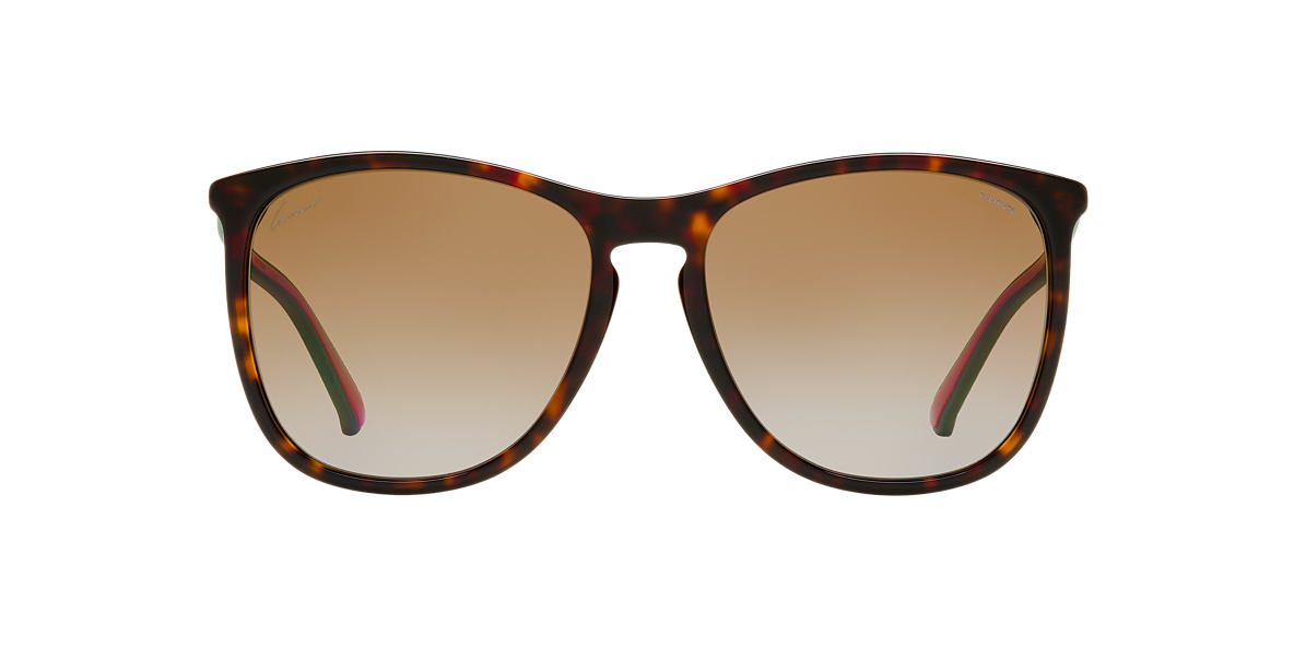 GUCCI Tortoise GG 3767/S 57 Brown lenses 57mm