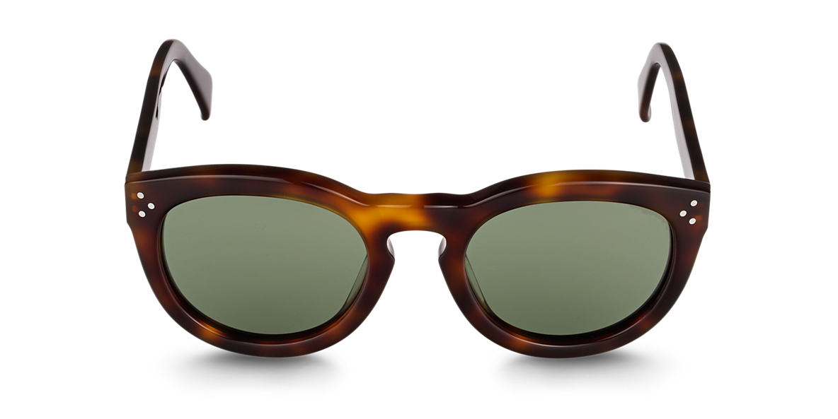 CELINE Tortoise CL41801/S Green lenses 52mm