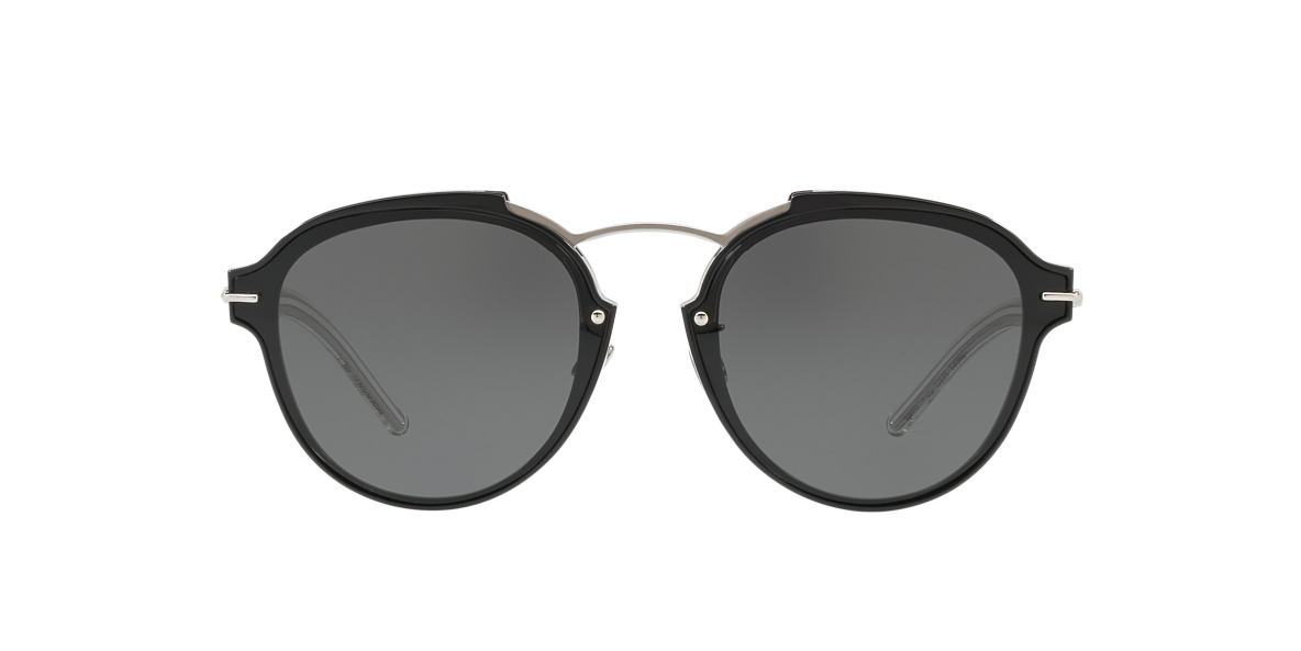 DIOR Black DIORECLAT       60 Grey lenses 60mm