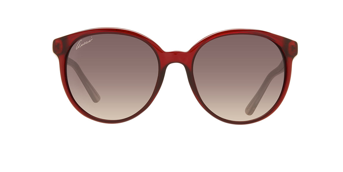 GUCCI Red GG 3697/S 56 Grey lenses 56mm