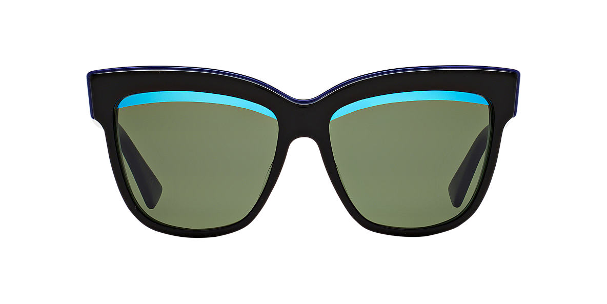 DIOR Black DIOR GRAPHIC/S 55 Green lenses 55mm