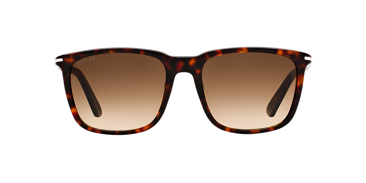 GUCCI Brown GG 1104/S 55 Brown lenses 55mm