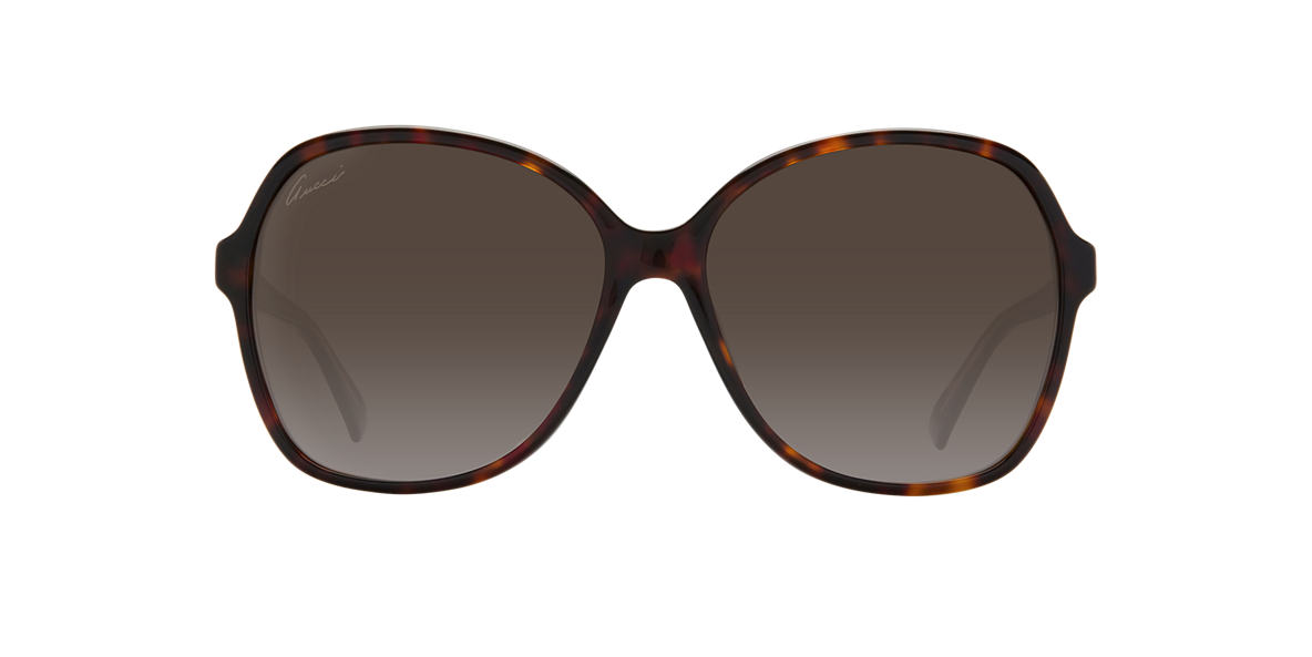 GUCCI Brown GG 3721/S 58 Brown lenses 58mm