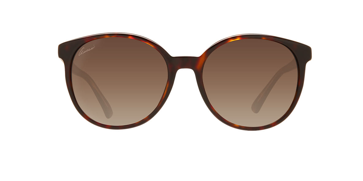 GUCCI  GG 3722/S 55 Brown lenses 55mm