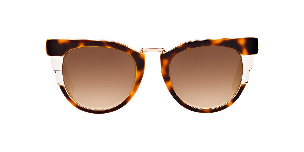 FENDI Brown FENDI 0063/S       50 Brown lenses 50mm