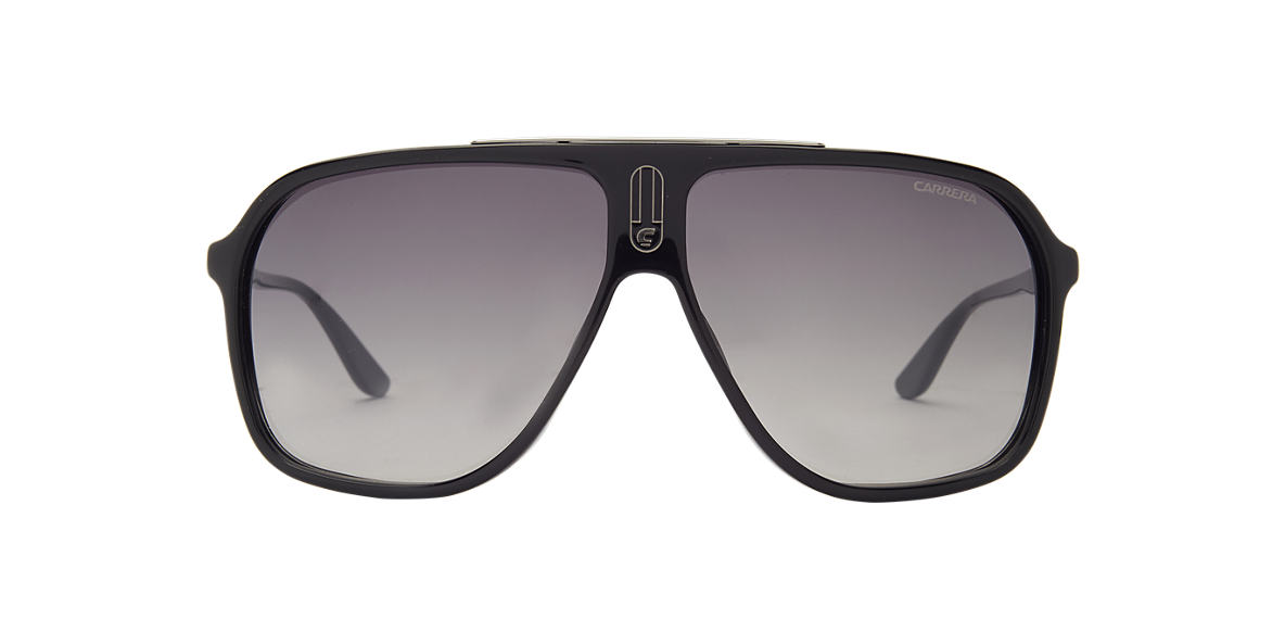 CARRERA Black 6016S Grey lenses 62mm
