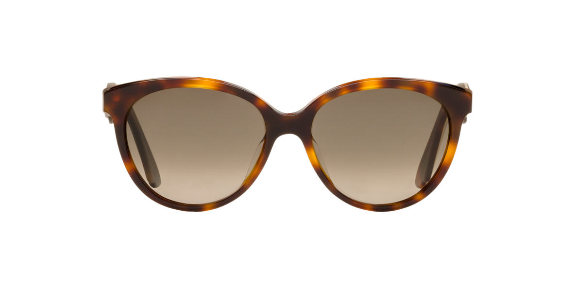 DIOR Tortoise DIOR ENVOL3/S 55 Brown lenses 55mm