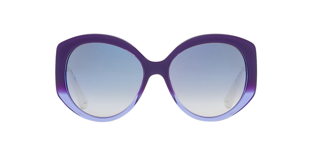 DIOR Purple DIOREXTASE1 58 Blue lenses 58mm
