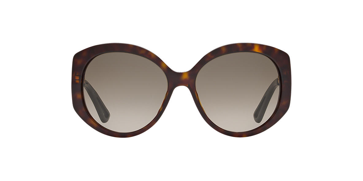 DIOR Tortoise DIOREXTASE1 56 Brown lenses 56mm