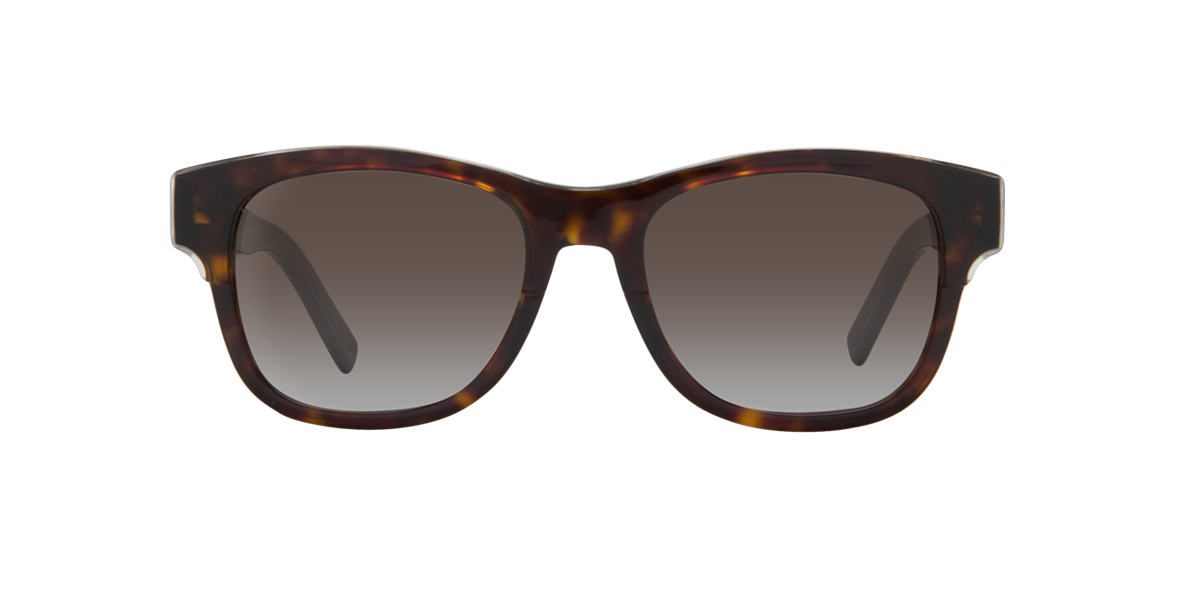 DIOR Brown BLACKTIE196S 52 Brown lenses 52mm