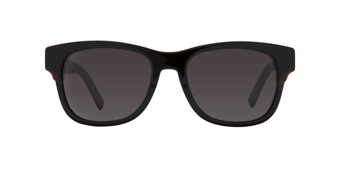 DIOR Red BLACKTIE196S 54 Grey lenses 54mm
