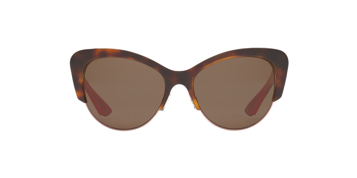 DIOR Tortoise DIOR ENVOL1/S 55 Brown lenses 55mm