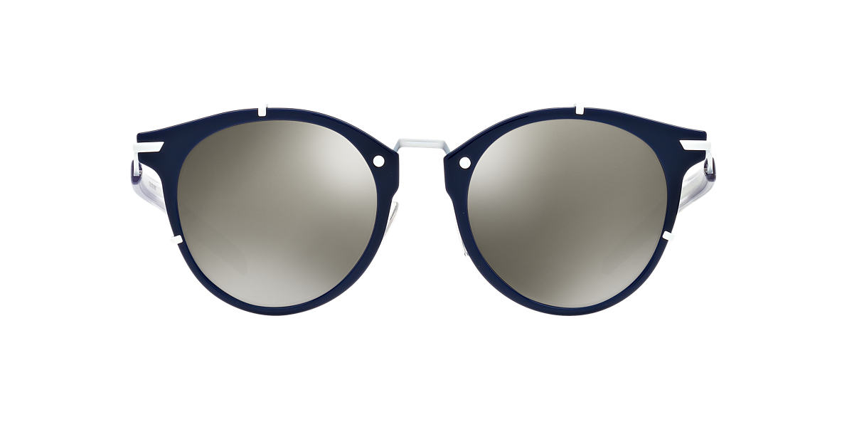 DIOR Blue CD 0196S 48 Silver lenses 48mm