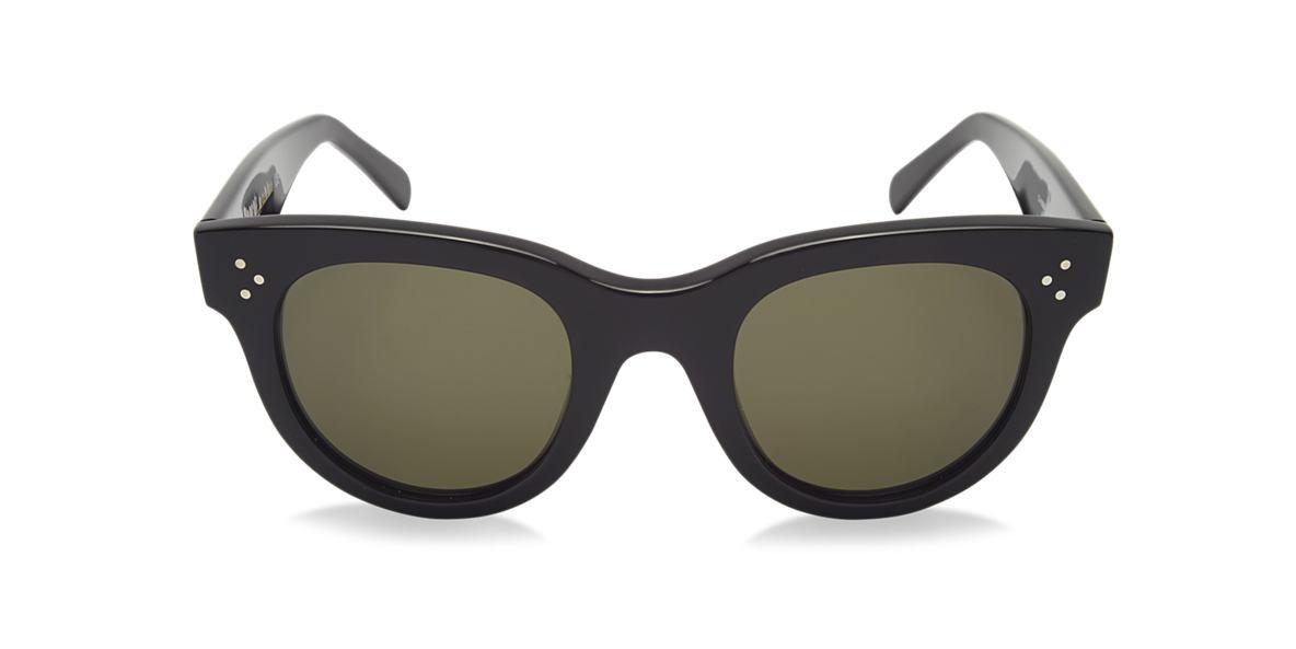 CELINE Black CL41053/S Green lenses 47mm