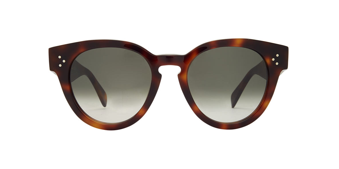 CELINE Tortoise CL41049/S Grey lenses 52mm