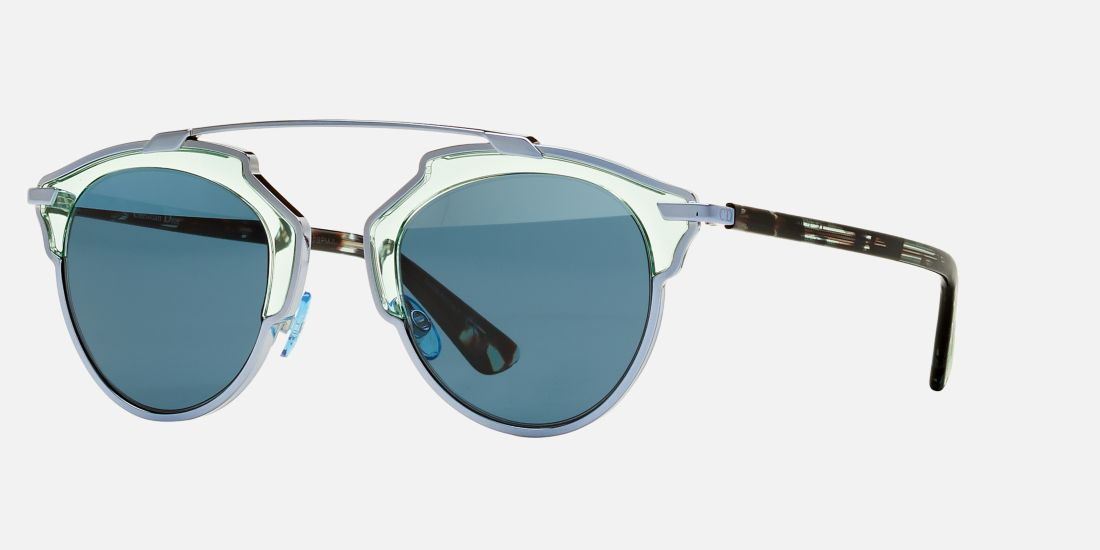 853c9543cce Dior So Real Sunglasses In Blue