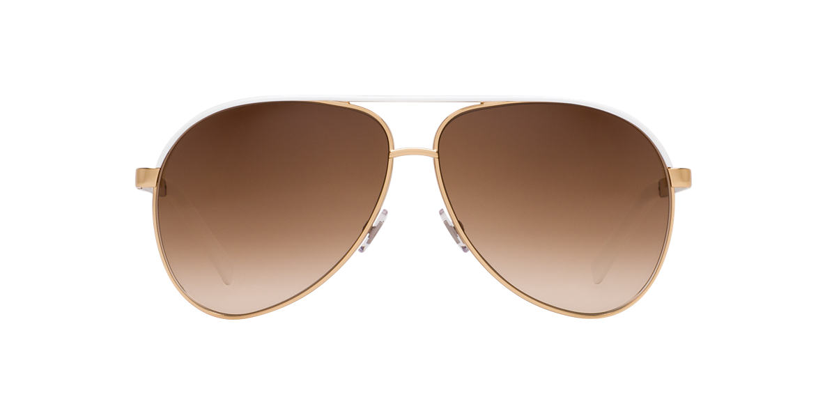GUCCI Gold GC1827S Brown lenses 63mm