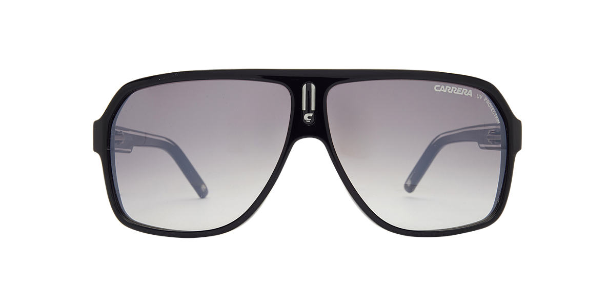 CARRERA Black 5S000213 Grey lenses 62mm