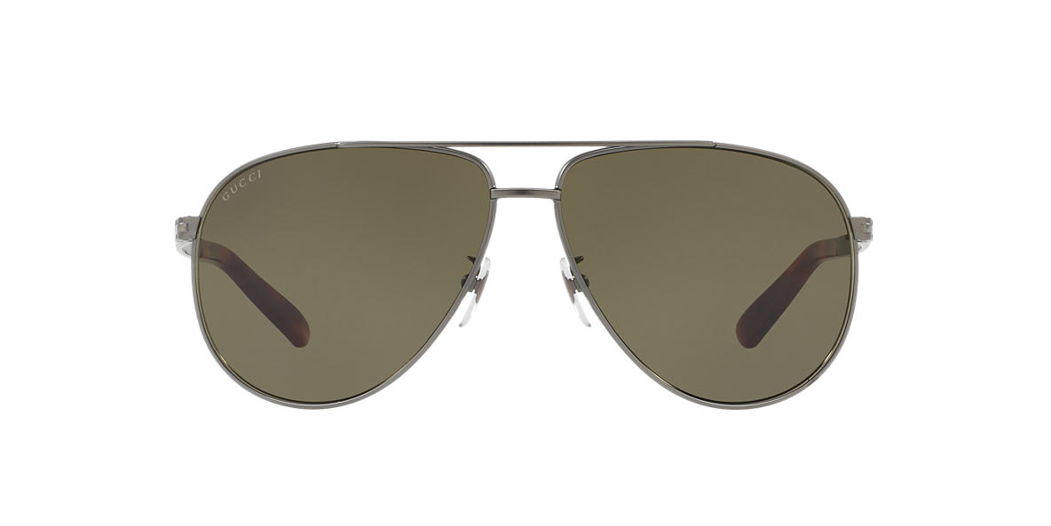 GUCCI Grey GG2269/S 61 Brown lenses 61mm