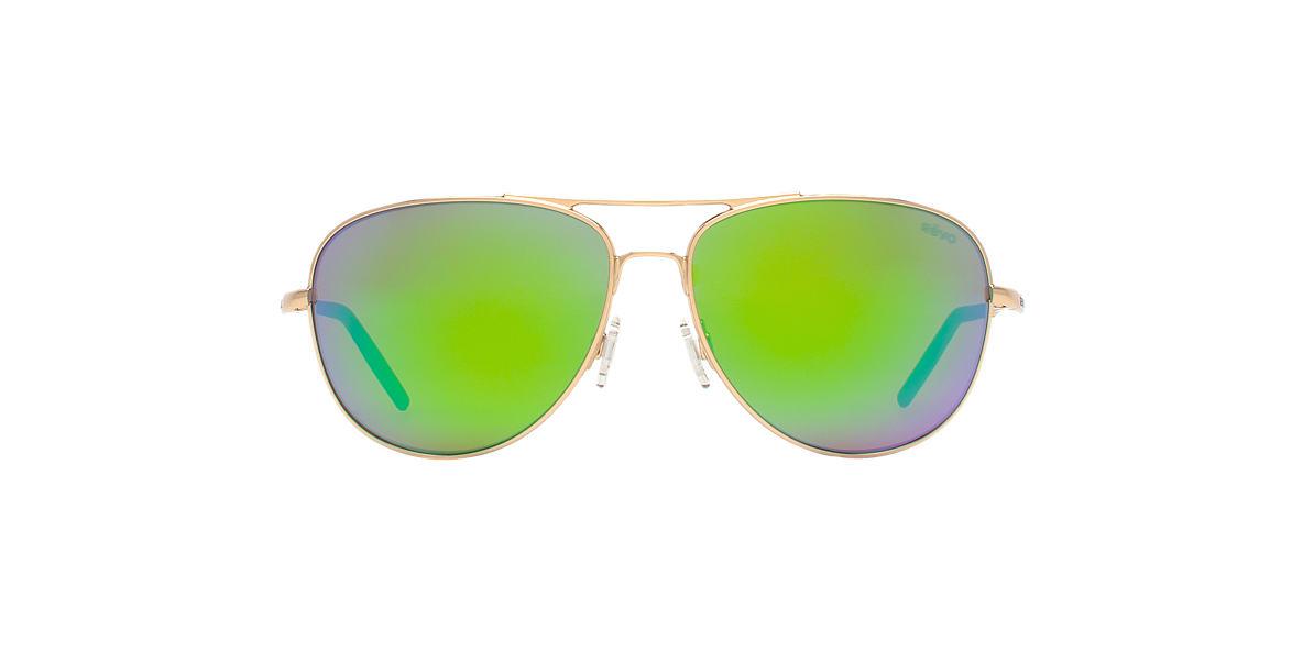 REVO Gold RE3087 WINDSPEED 61 Green polarized lenses 61mm